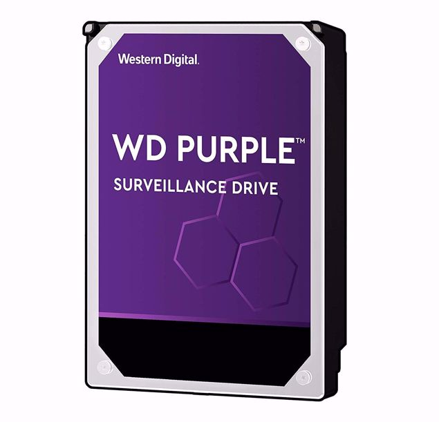 Picture of HARD DISK 2000 GB WD PURPLE
