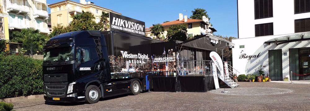 Održan Kamir/Hikvision Roadshow