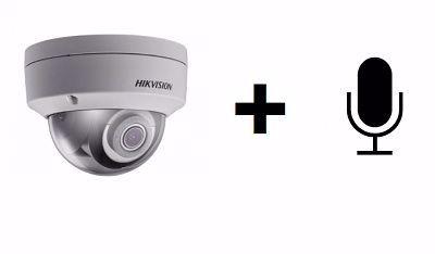 Snimanje zvuka pomoću Hikvision IP uređaja