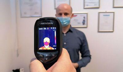 Predstavljamo: termalna ručna kamera