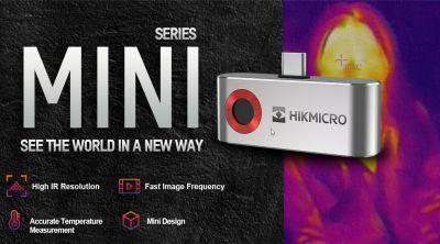 HIKMICRO - termalni modul za prijenosne telefone i tablet računala